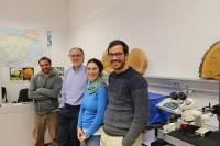 El grupo de investigación de Ingeniería Forestal responsable de la investigación