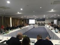 Imagen del Kick of meeting del proyecto Geomag